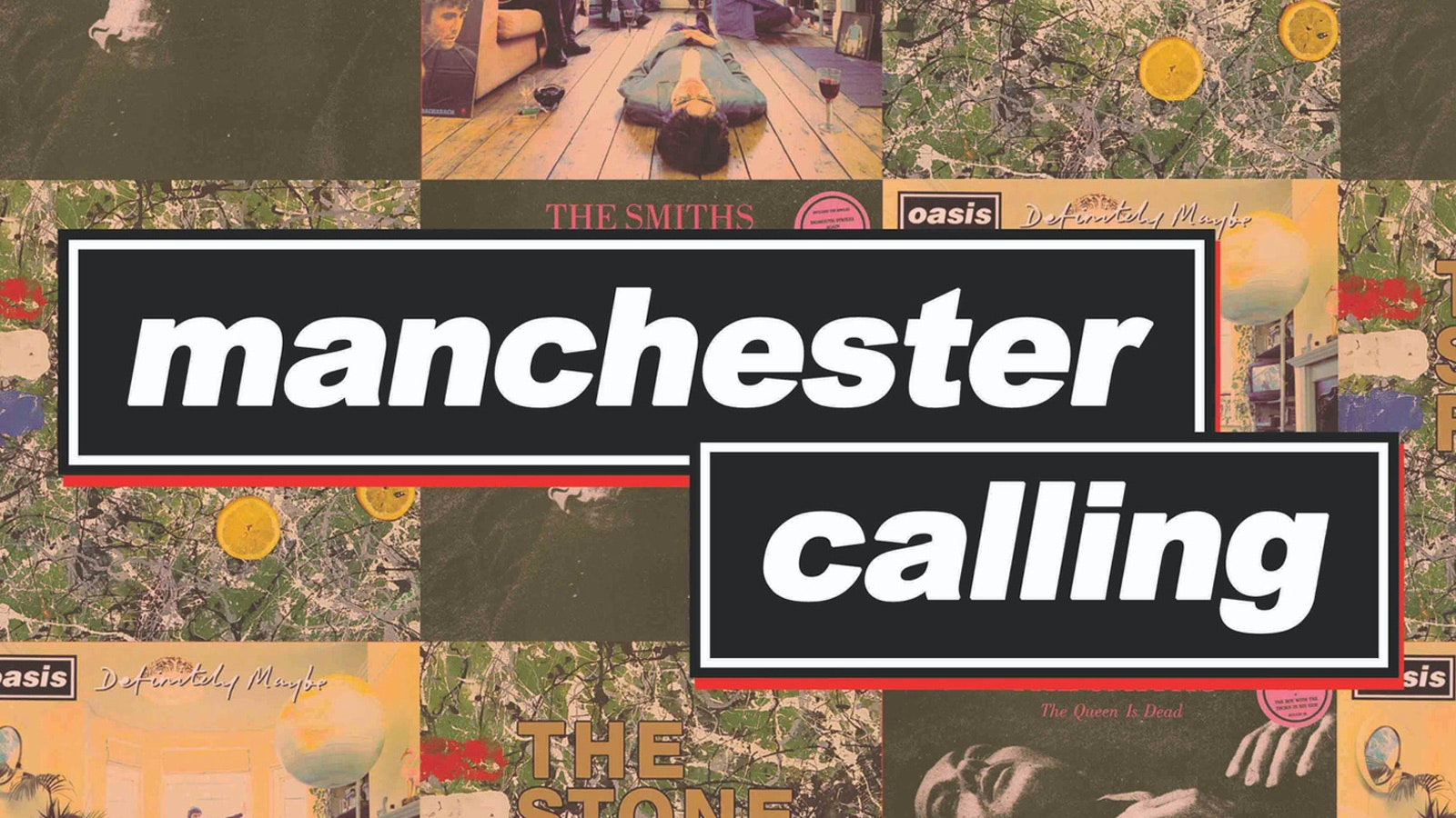 Manchester Calling! Ft. The Total Stone Roses, The Smiths Presumably & Oaysis