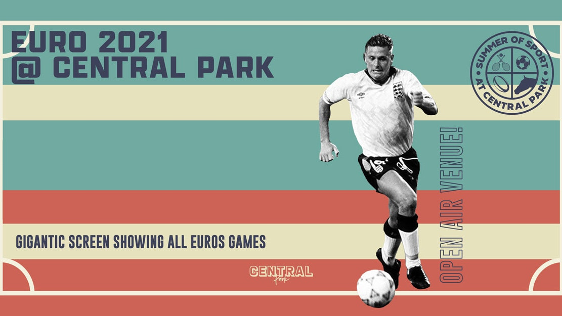 EURO 2021 – FANZONE NEWCASTLE – CENTRAL PARK @ TIMES SQUARE  ! TICKETS ON SALE NOW !