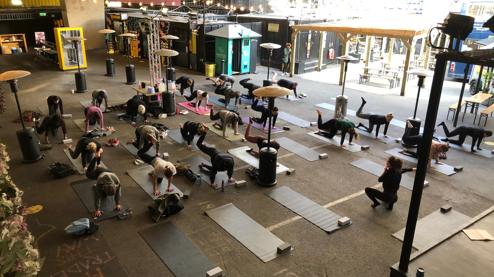 MYP Health & Well-being – Yoga with Form Mcr