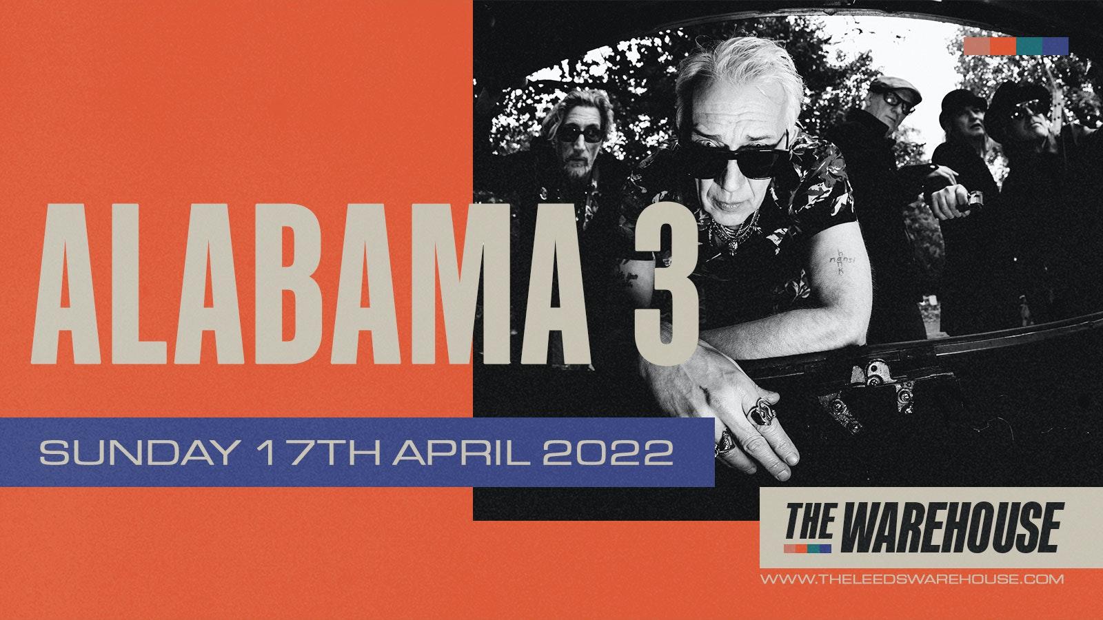 Alabama 3 – Live