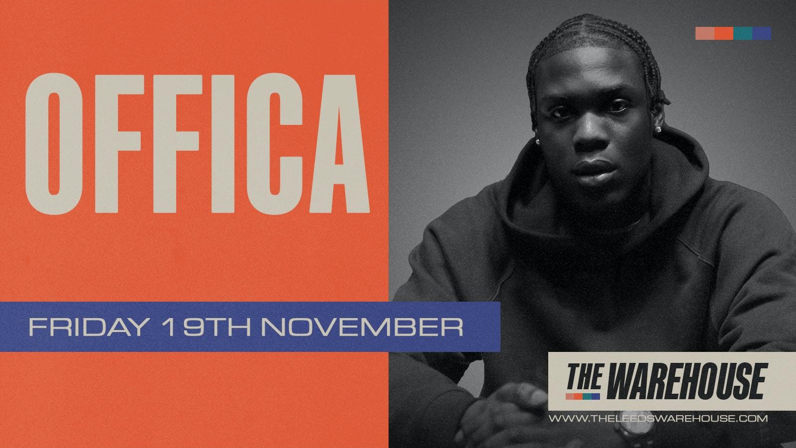 Offica – Live