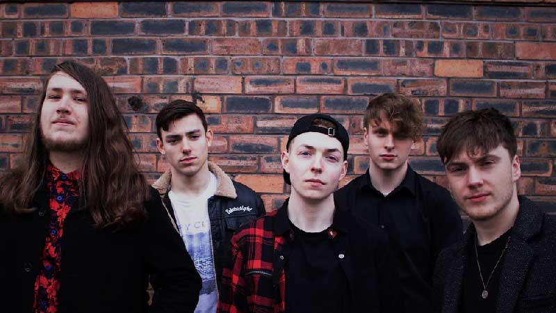 SOLD OUT: Oceans On Mars | Manchester, Deaf Institute