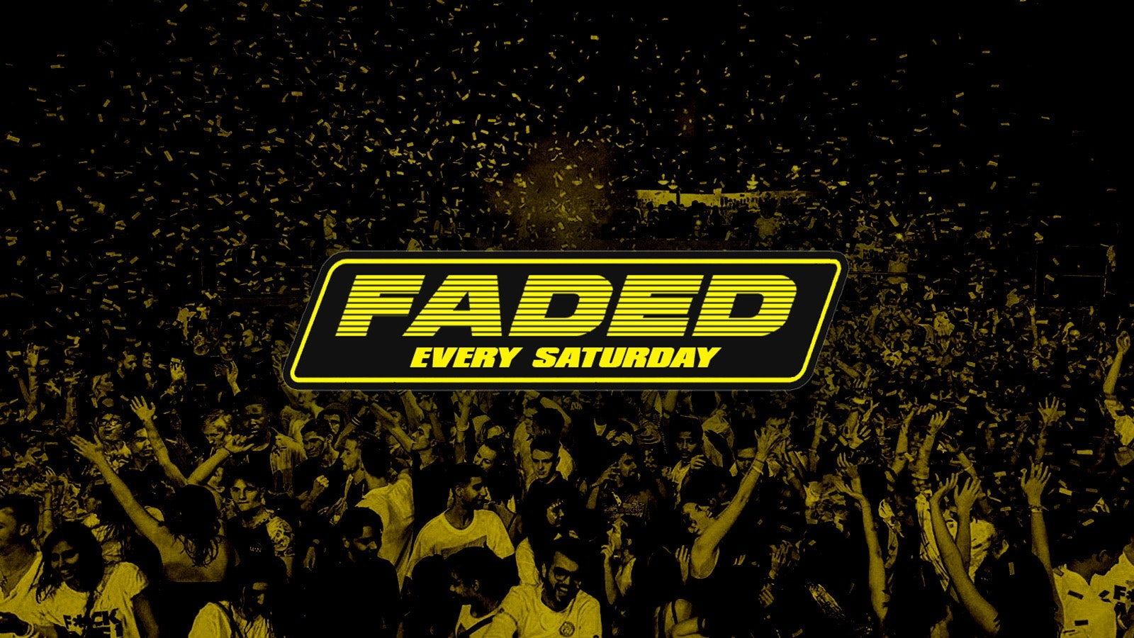 FADED EVERY SATURDAY – LONDON'S BIGGEST & ONLY STUDENT SATURDAY // FRESHERS LAUNCH PART 1