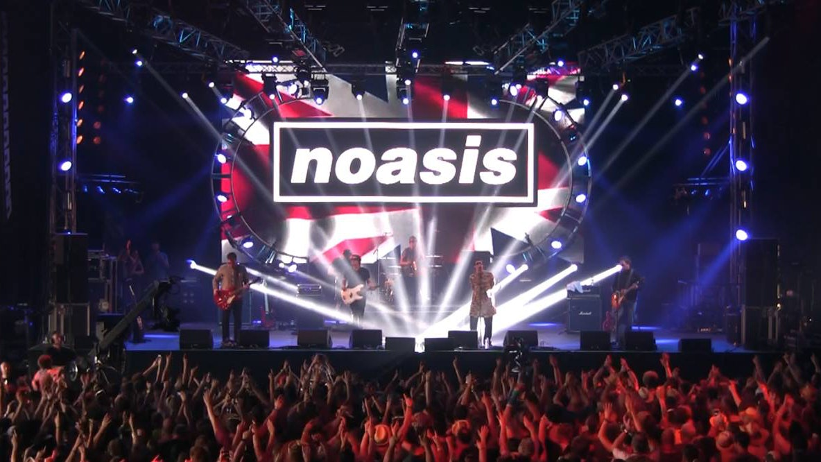 NOASIS – The definitive Oasis Tribute