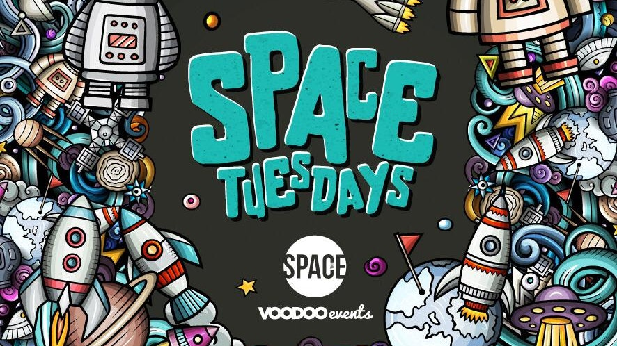 Space Tuesdays : Leeds – 29th June