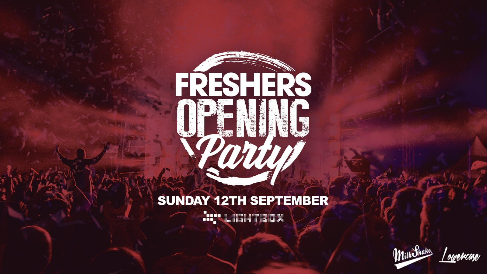 The Official Freshers Opening Party 2021 ⚡ Tickets Out Now!