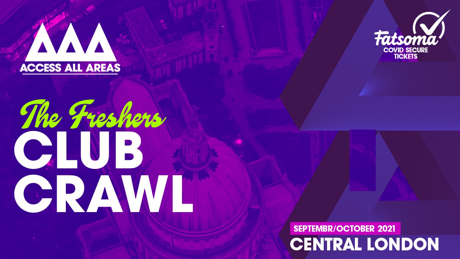 Freshers Club Crawl Part 2 – The Freshers Finale | 4 Clubs 1 Ticket 😍