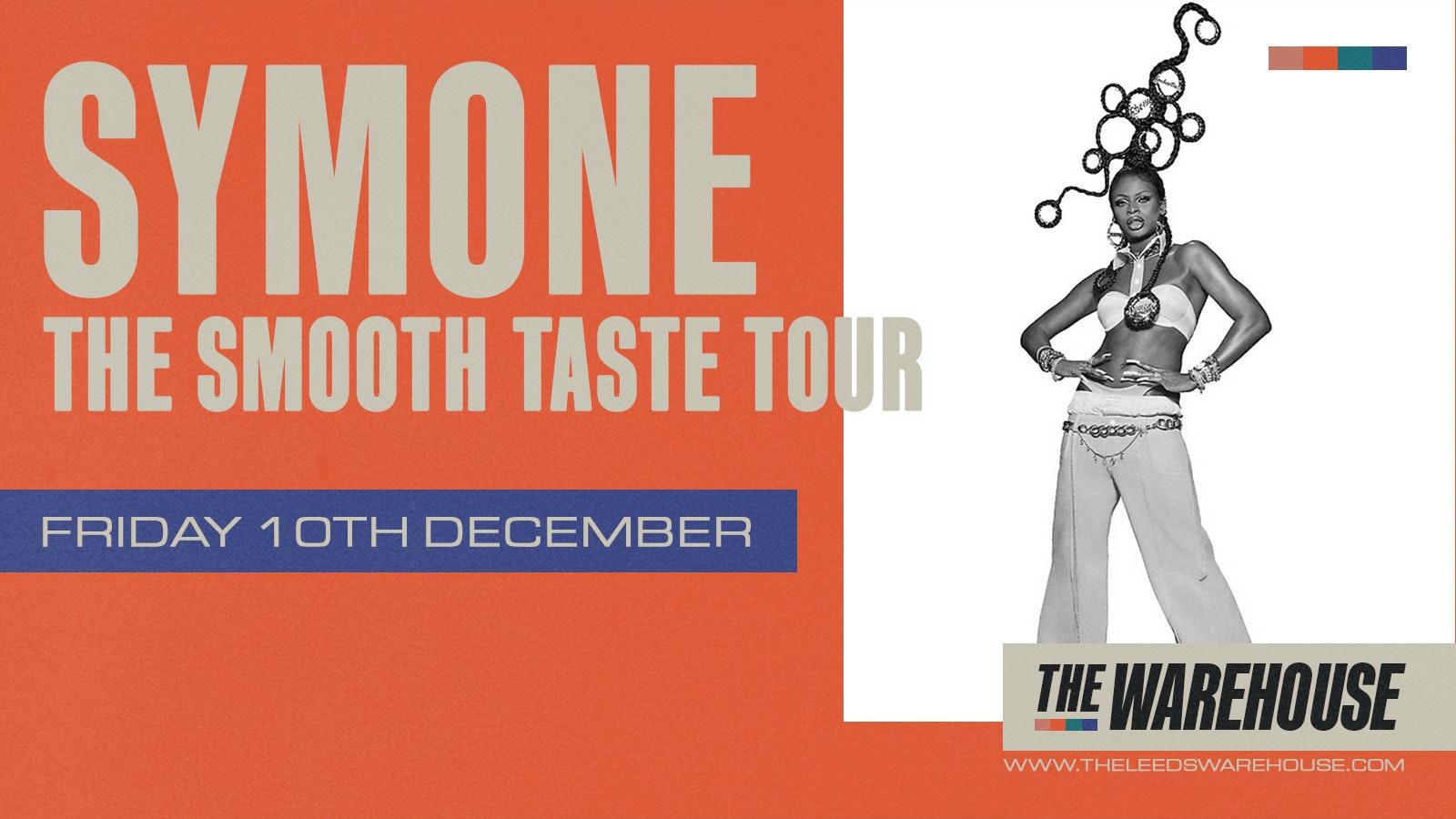 Symone – The Smooth Taste Tour