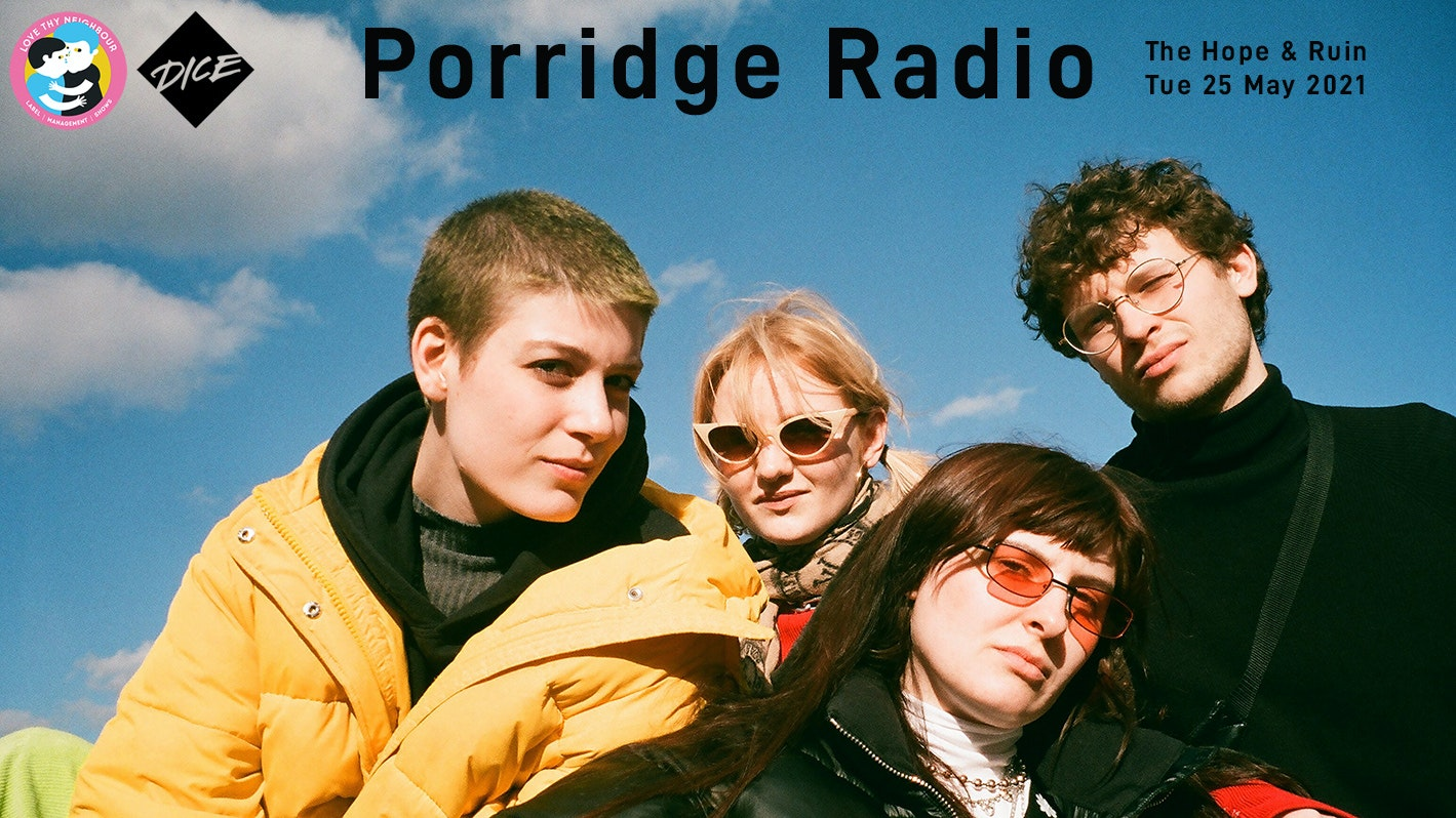 Porridge Radio (Socially Distanced Show)