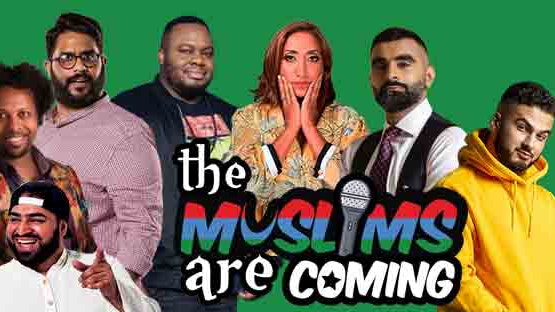 The Muslims Are Coming Comedy Tour
