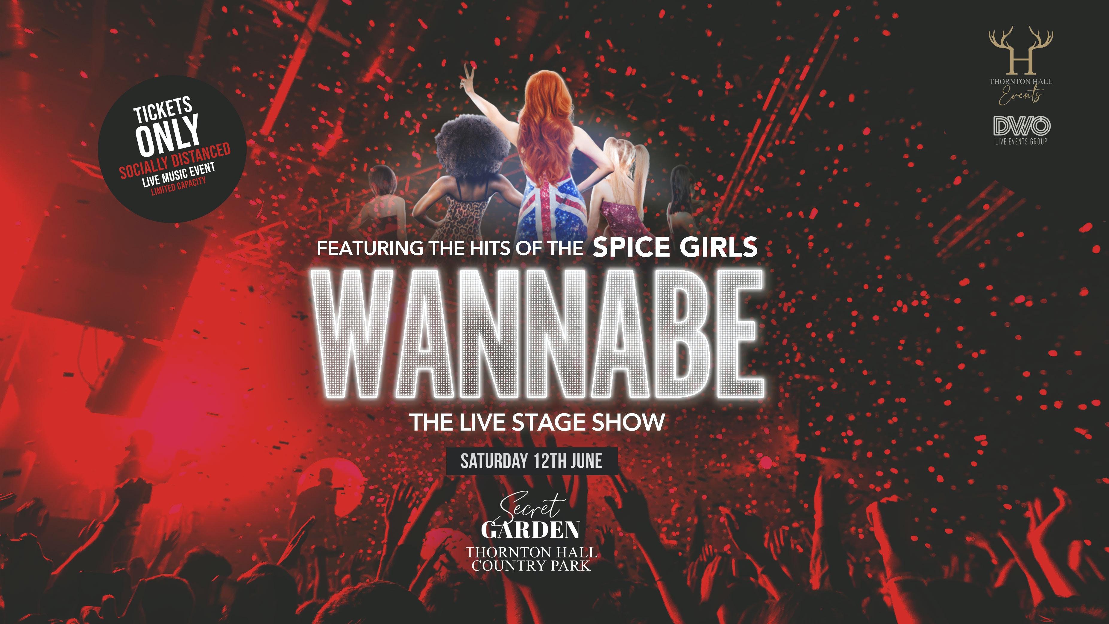 Secret Garden Girl Power ft WANNABE Spice Girls Tribute
