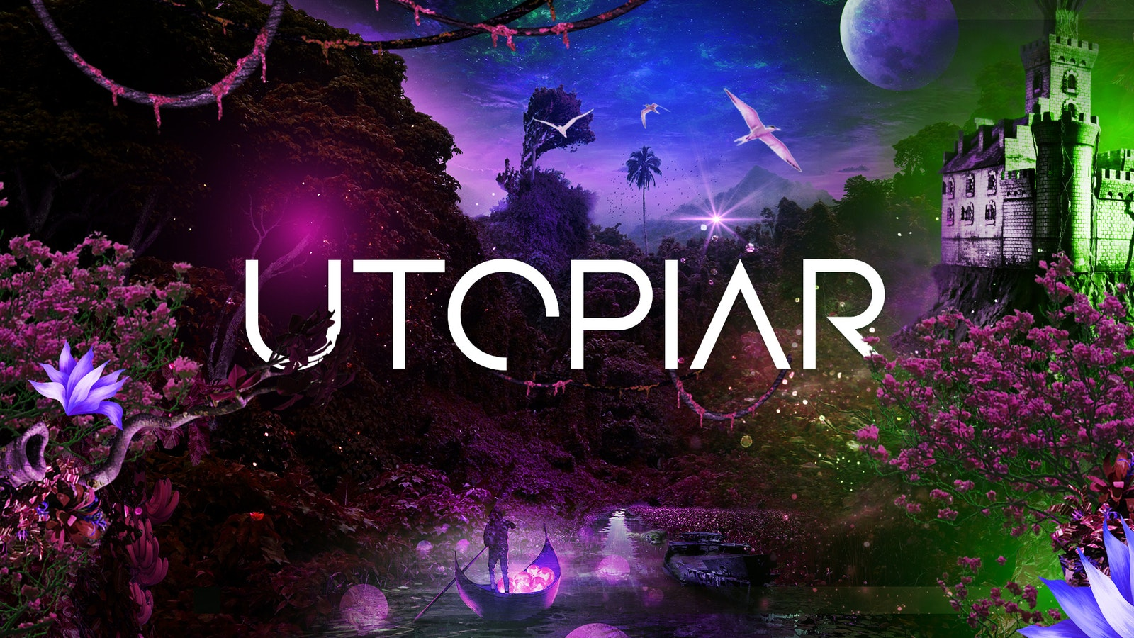 UTOPIAR | DIGITAL | FRIDAY | 18TH JUNE **** USE OTHER FRIDAY EVENT****