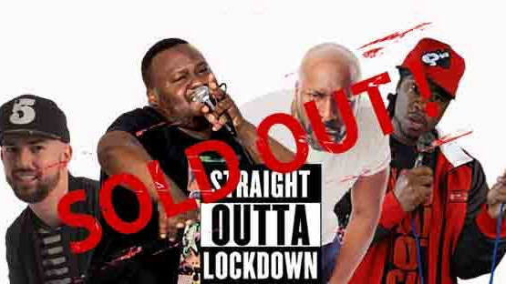 COBO : Straight Outta Lockdown ** SOLD OUT – Extra Show Added **