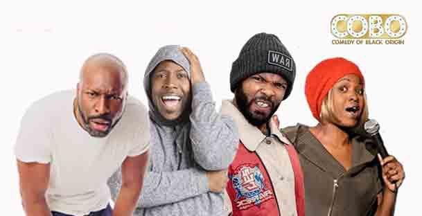 Comedy Shutdown : Black History Month Special – Cardiff