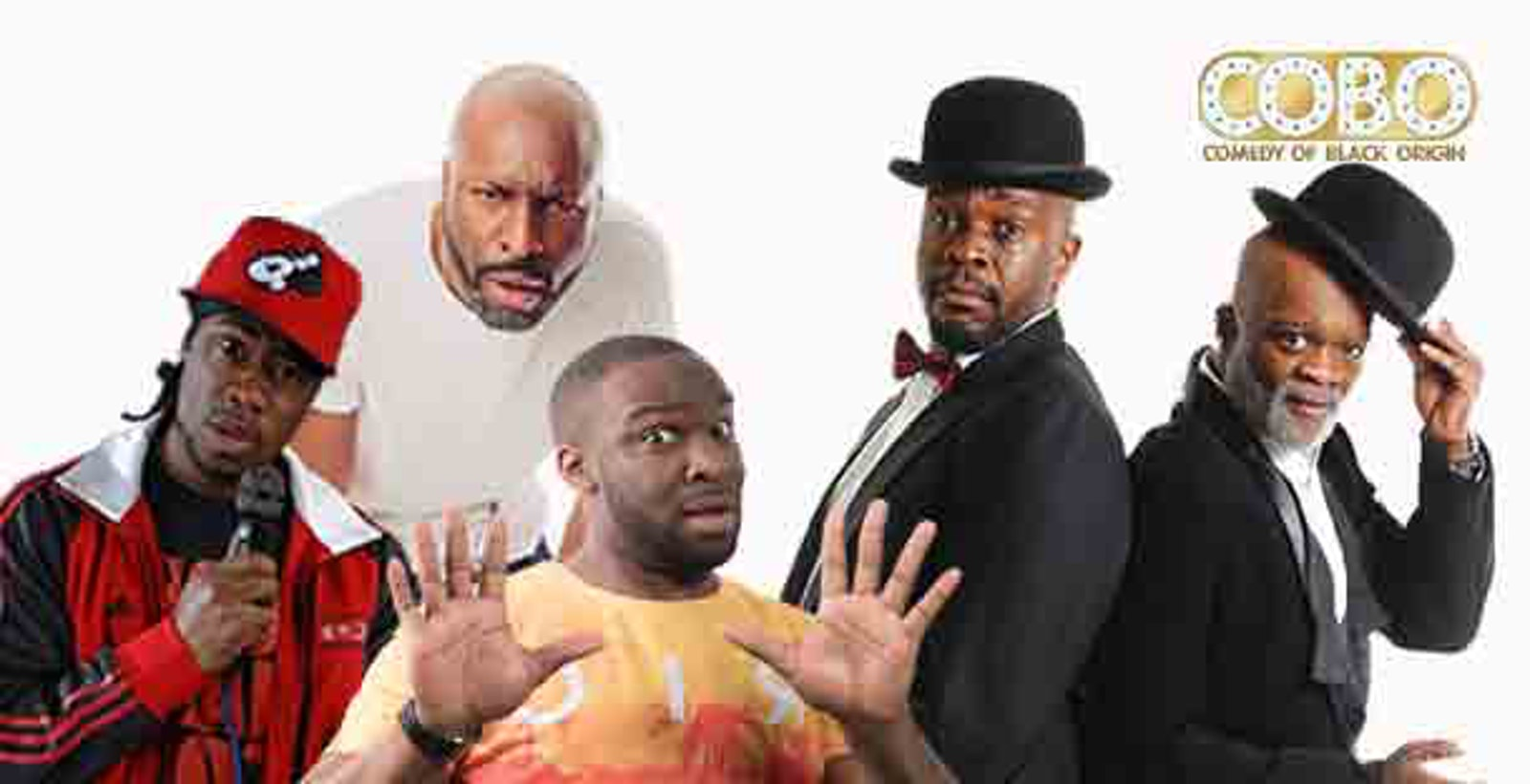 COBO : Comedy Shutdown Black History Month Special – Harrow