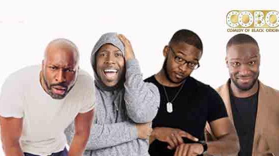 Comedy Shutdown : Black History Month Special – Nottingham