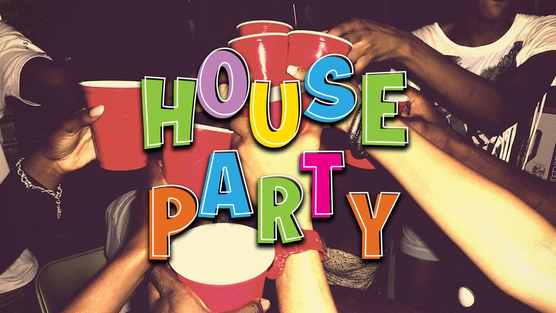 HOUSE PARTY | THURSDAY | PERDU | 10th JUNE