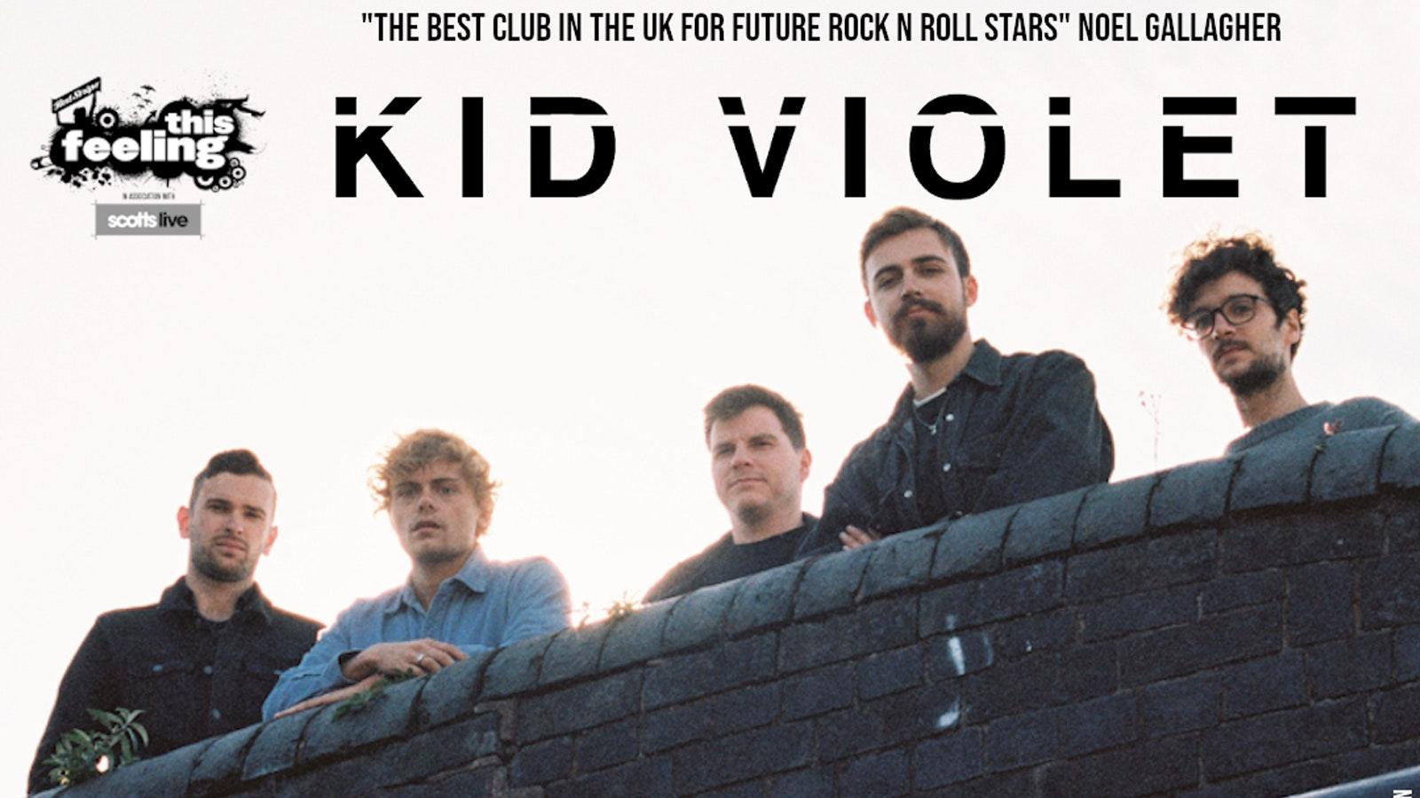 This Feeling: Kid Violet