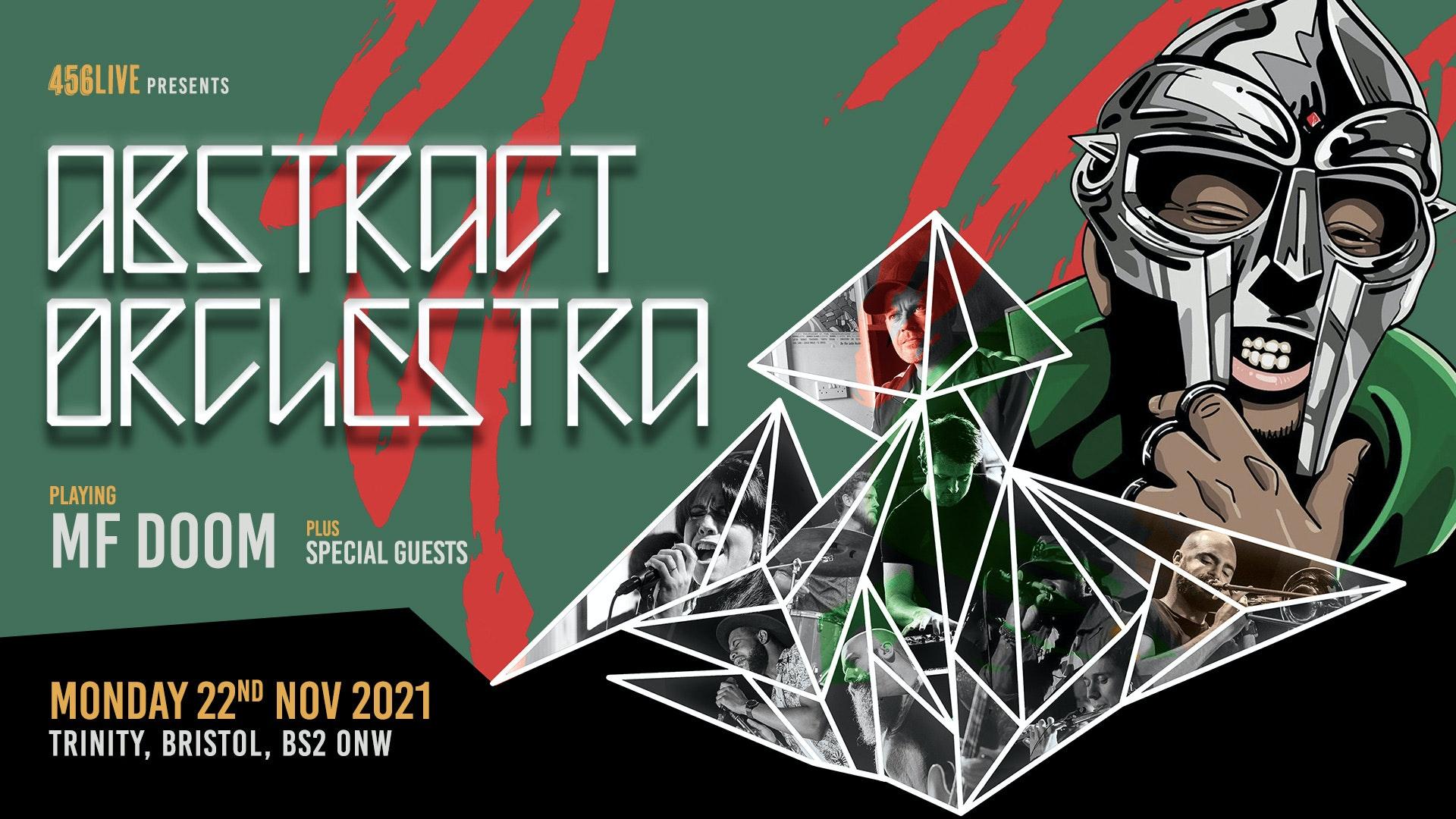 Abstract Orchestra play MF Doom