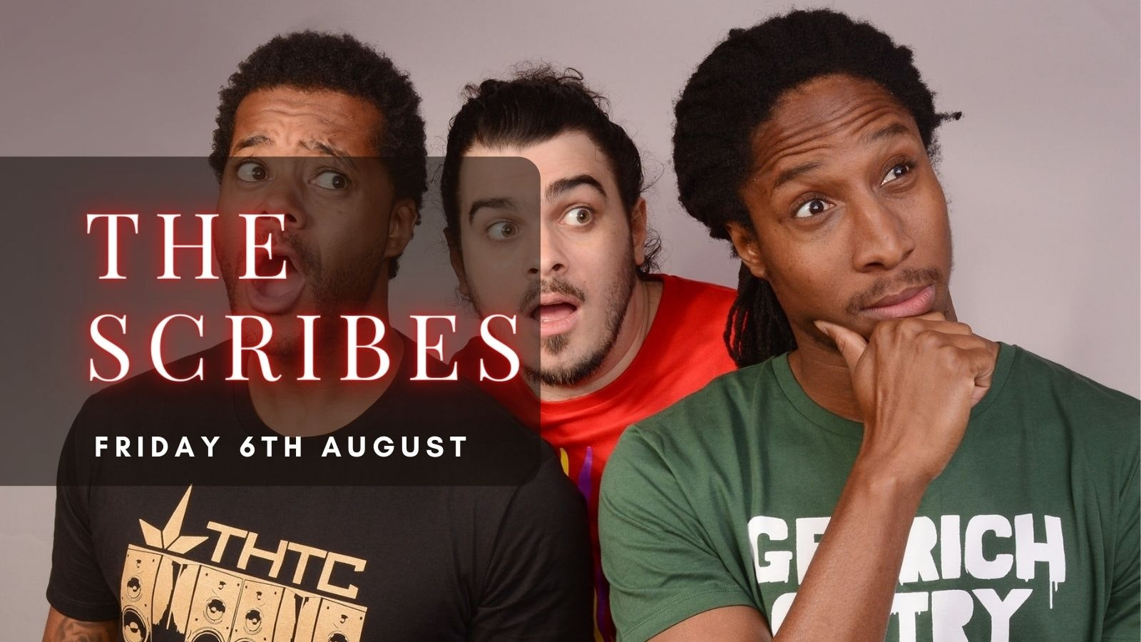 THE SCRIBES | Plymouth, Annabel's Cabaret & Discotheque