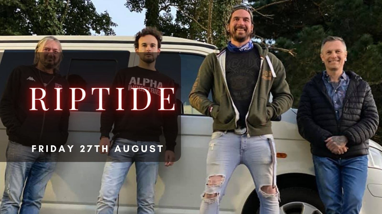 RIPTIDE   Plymouth, Annabel's Cabaret & Discotheque
