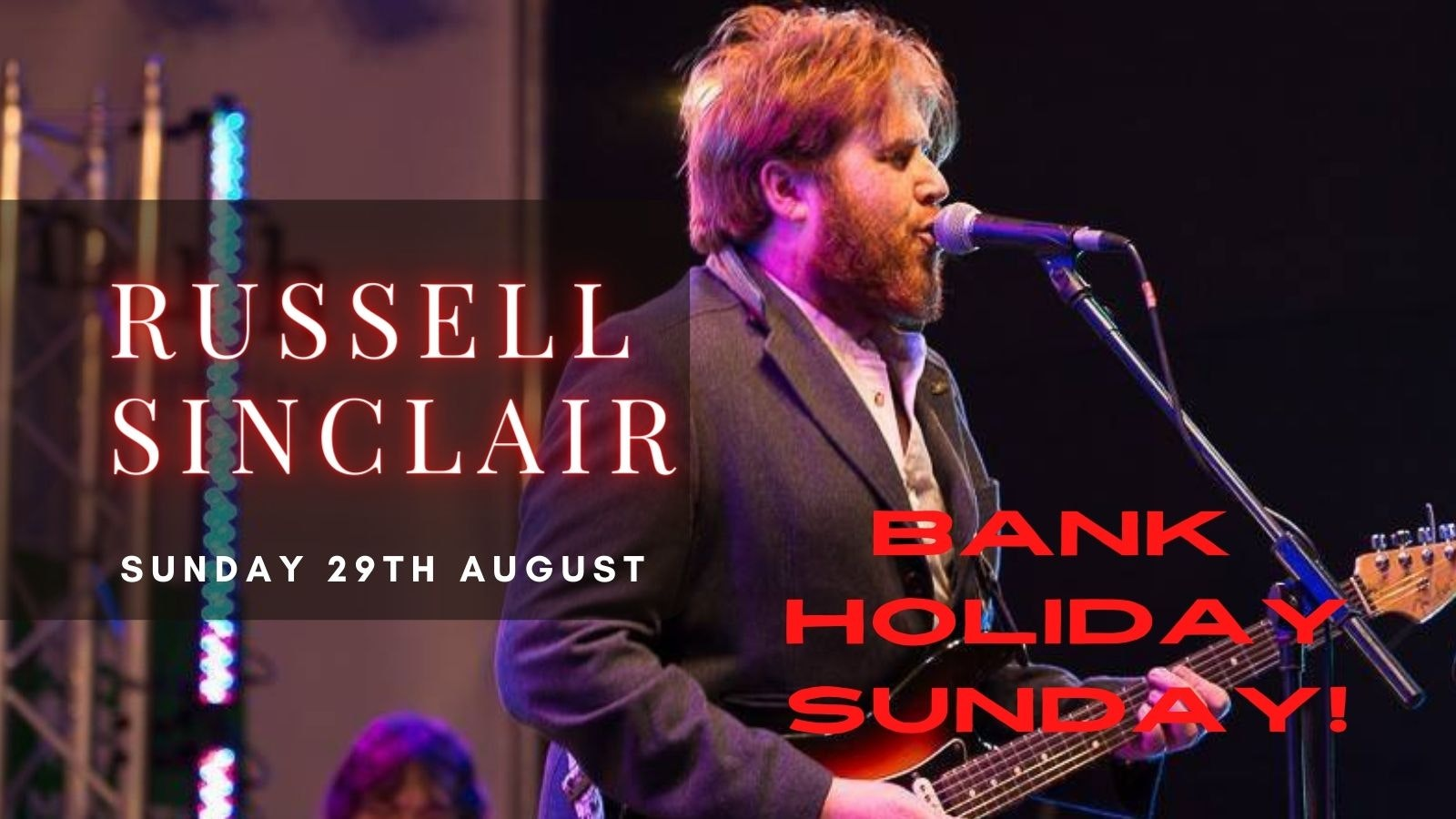 RUSSELL SINCLAIR | Plymouth, Annabel's Cabaret & Discotheque