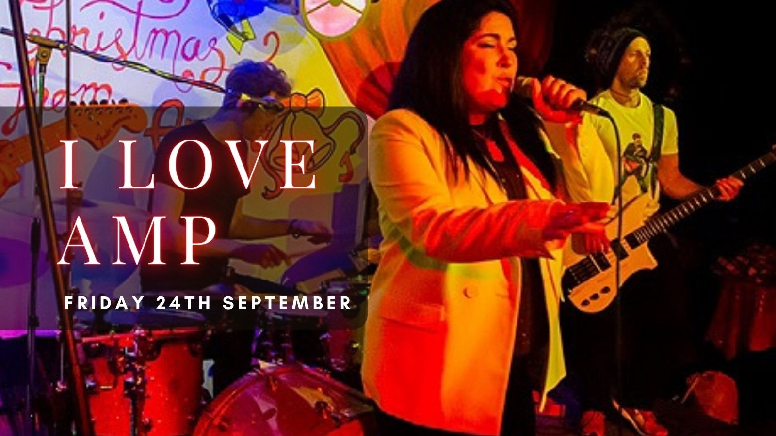 I LOVE AMP   Plymouth, Annabel's Cabaret & Discotheque
