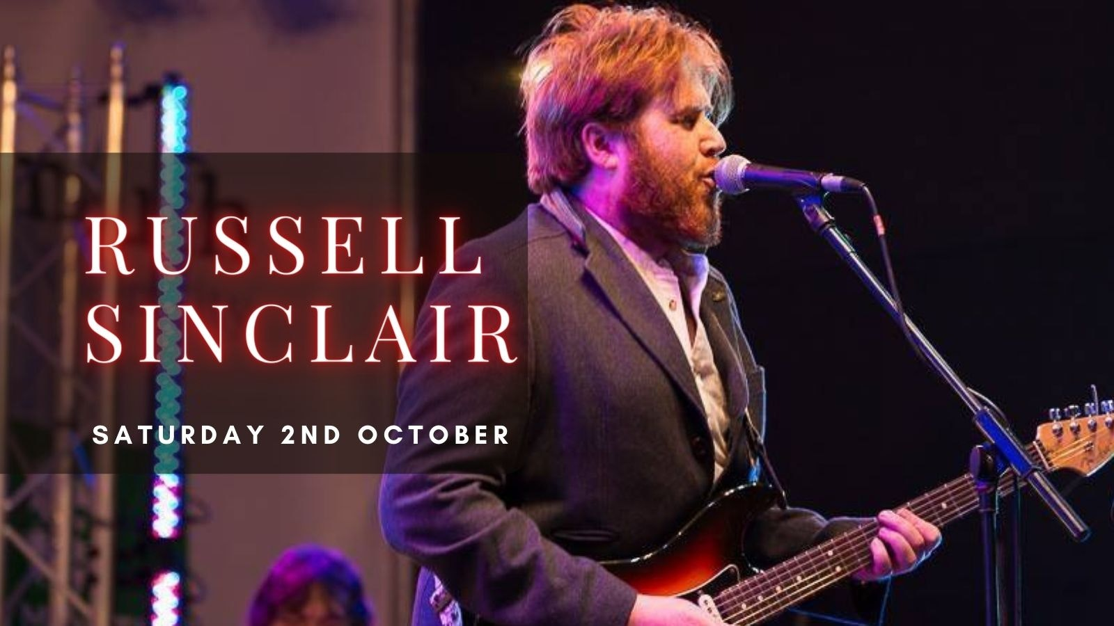 RUSSELL SINCLAIR & THE SMOKIN' LOCOS | Plymouth, Annabel's Cabaret & Discotheque