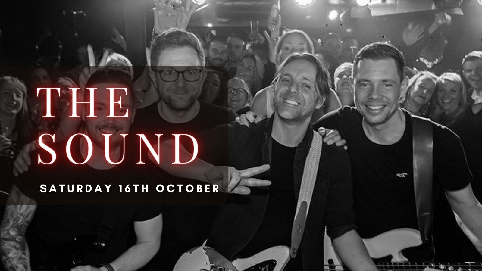 THE SOUND | Plymouth, Annabel's Cabaret & Discotheque