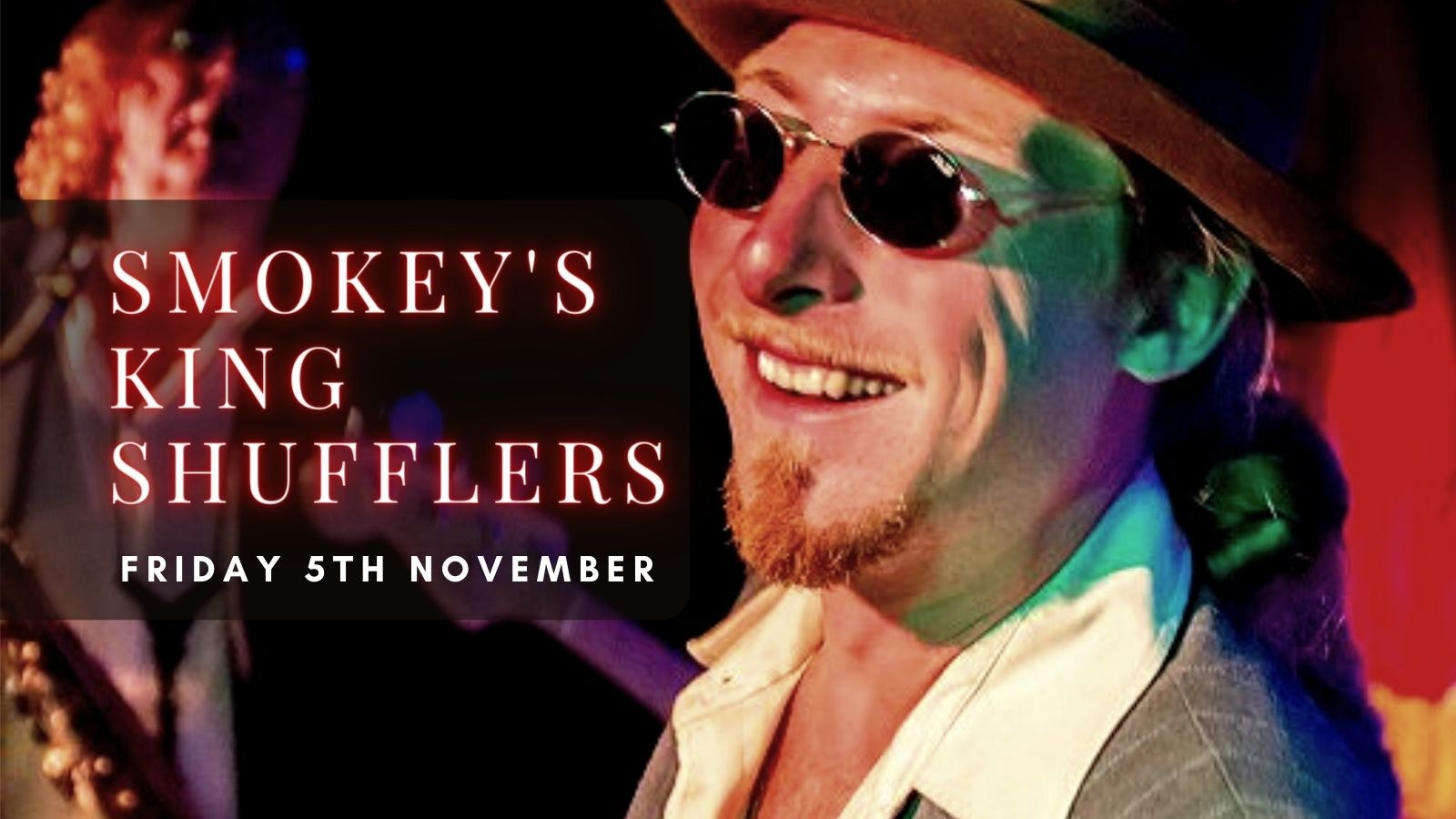 SMOKEY'S KING SHUFFLERS | Plymouth, Annabel's Cabaret & Discotheque