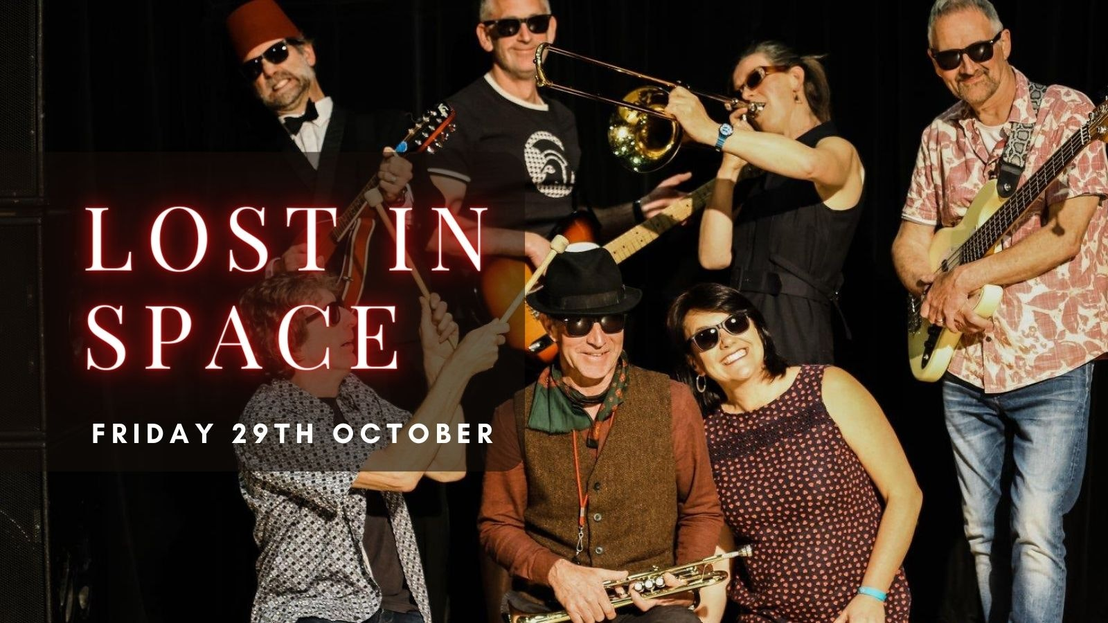 LOST IN SPACE | Plymouth, Annabel's Cabaret & Discotheque