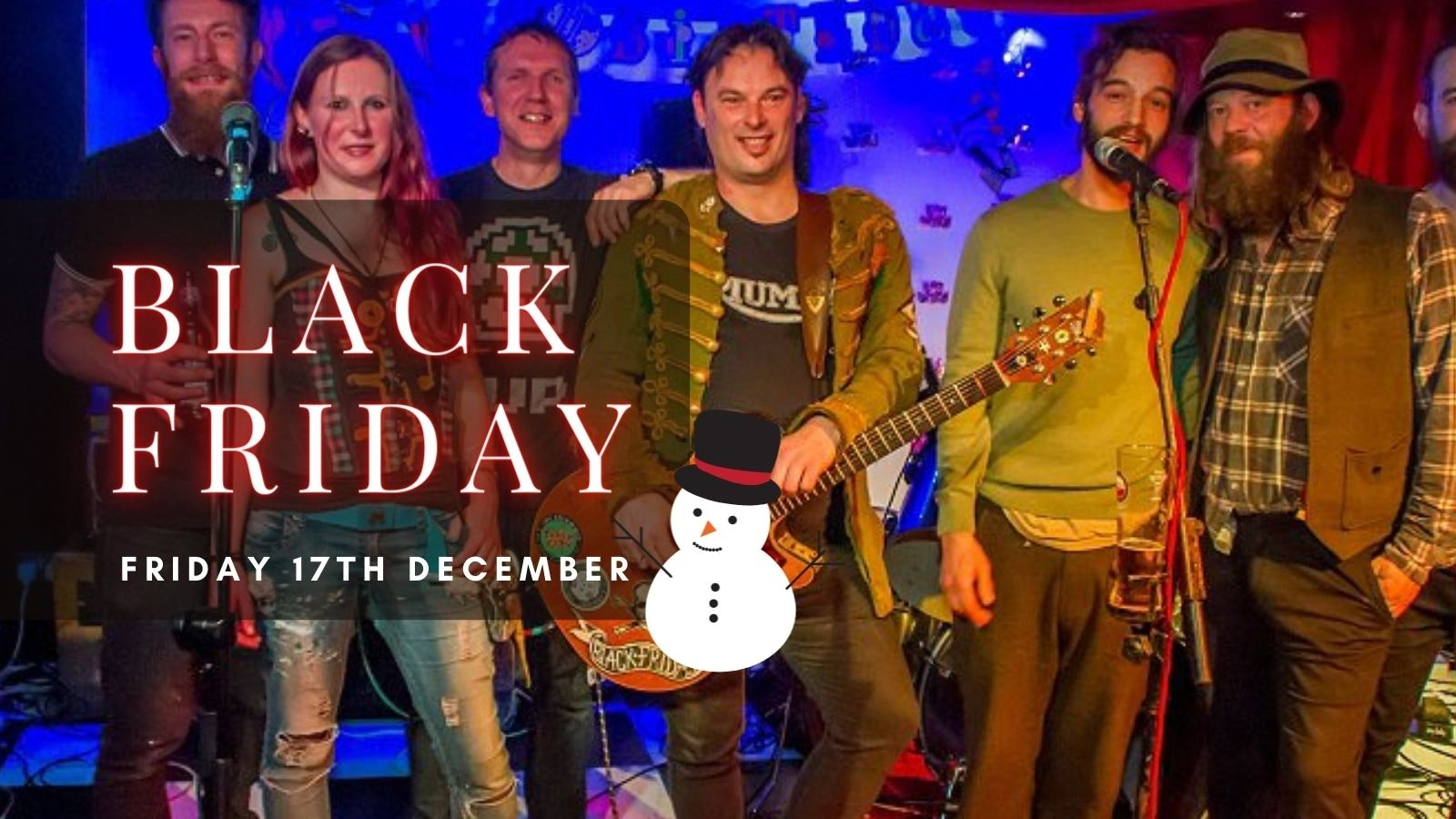 BLACK FRIDAY   Plymouth, Annabel's Cabaret & Discotheque