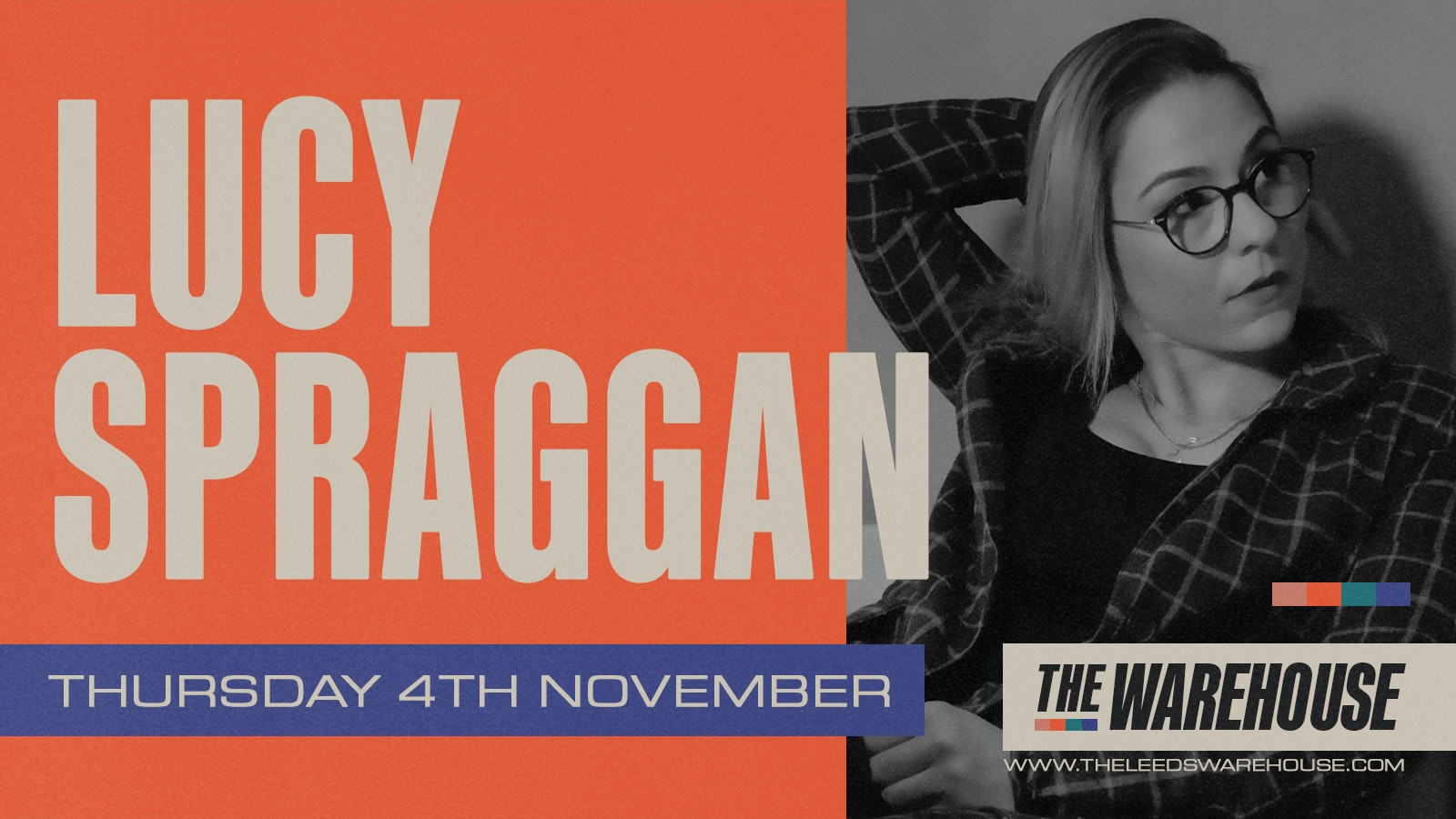 Lucy Spraggan – Live