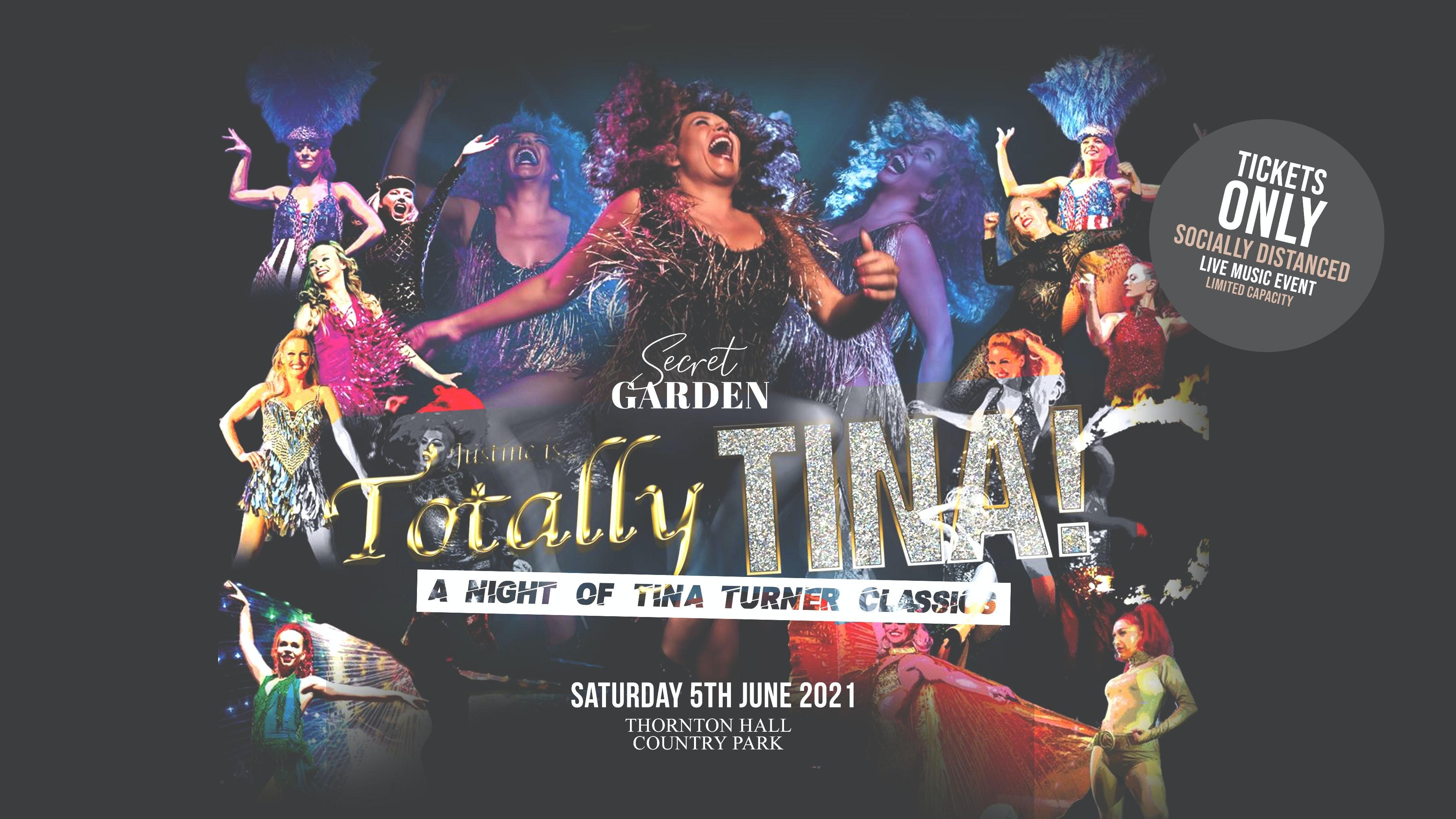 Secret Garden – A night with Tina Turner (Totally Tina Tribute)