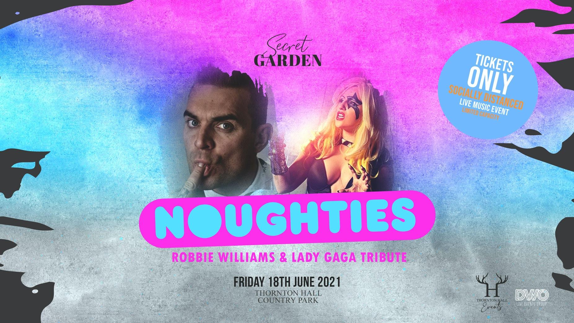 Secret Garden – Noughties ft Robbie & GaGa