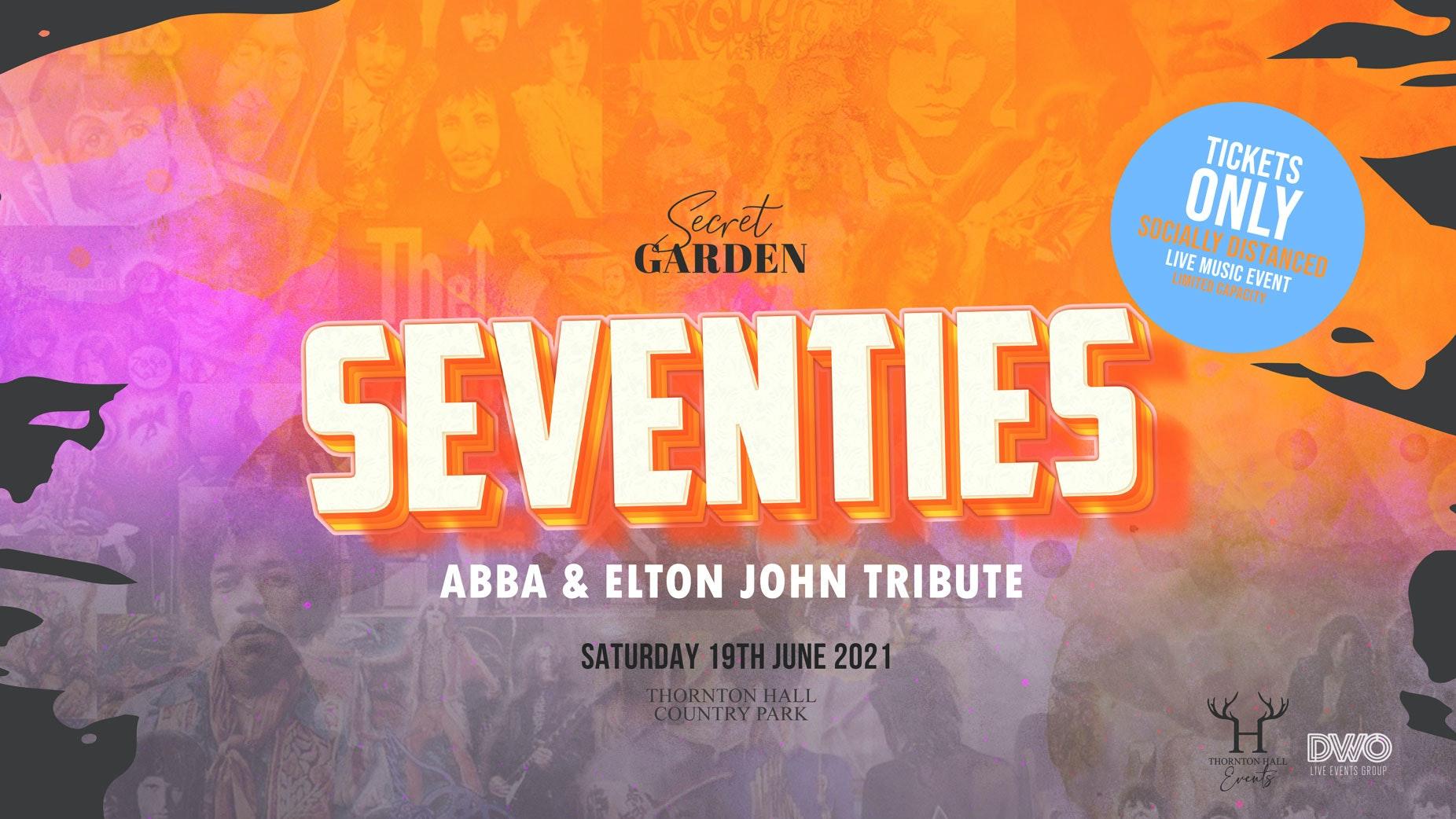 Secret Garden – 70s Explosion ft Abba & Elton Tribute