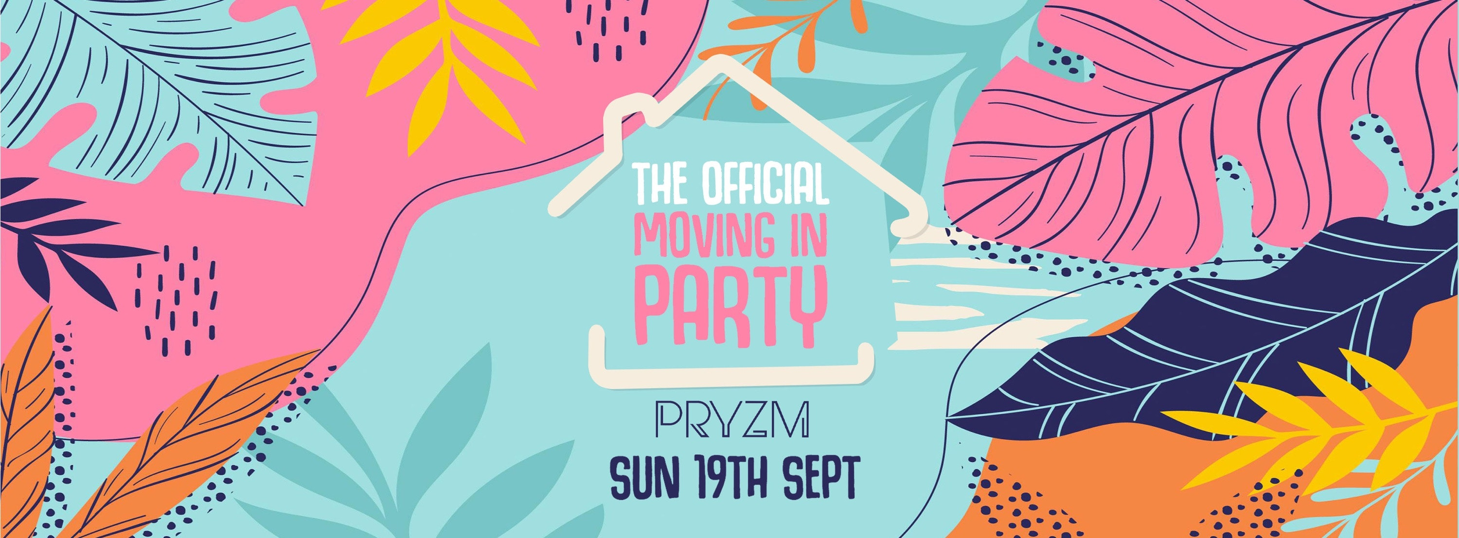 The Official Birmingham Moving in Party @ PRYZM! // Birmingham Freshers 2021