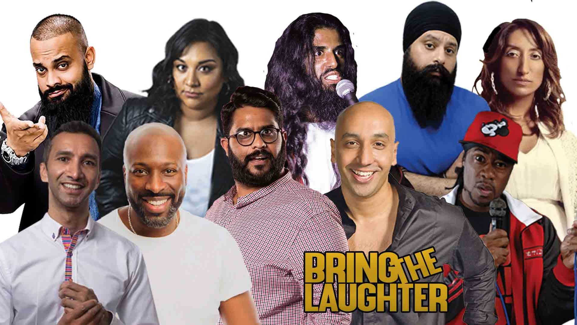 Bring The Laughter Comedy Tour