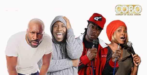 COBO : Comedy Shutdown Black History Month Special – Leeds