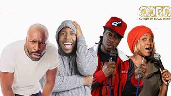 Comedy Shutdown : Black History Month Special – Northampton