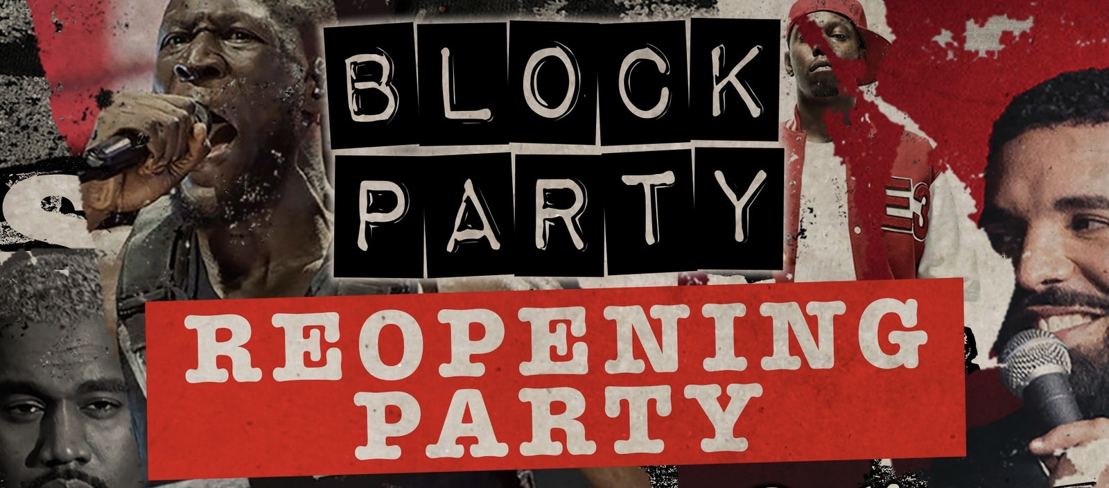 Block Party – May Reopening Party