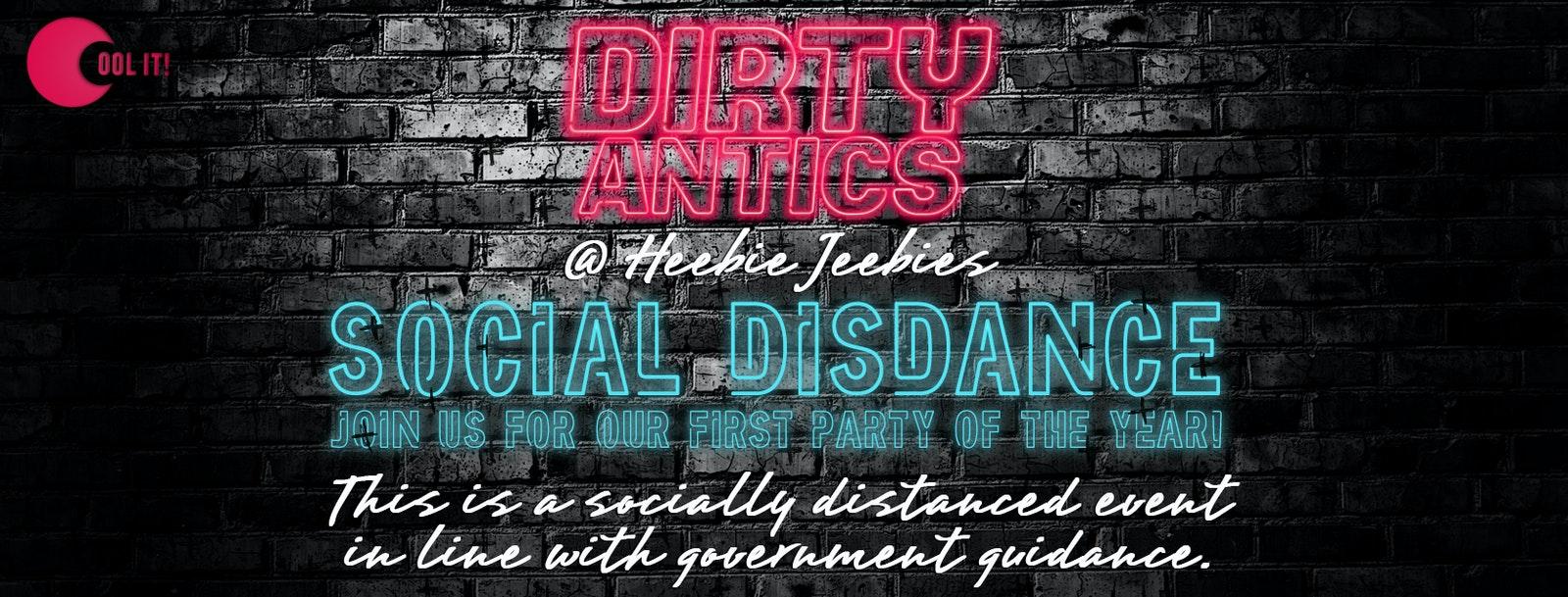 Dirty Antics – Social Disdance
