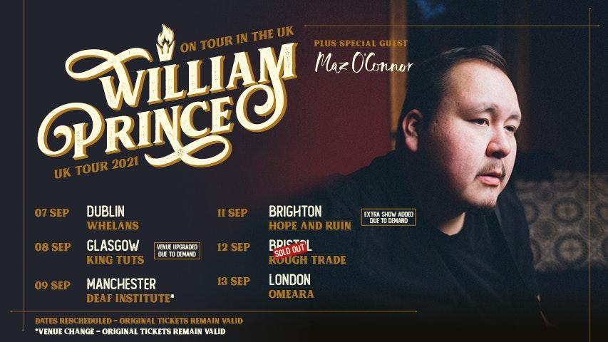 William Prince + Maz O'Connor