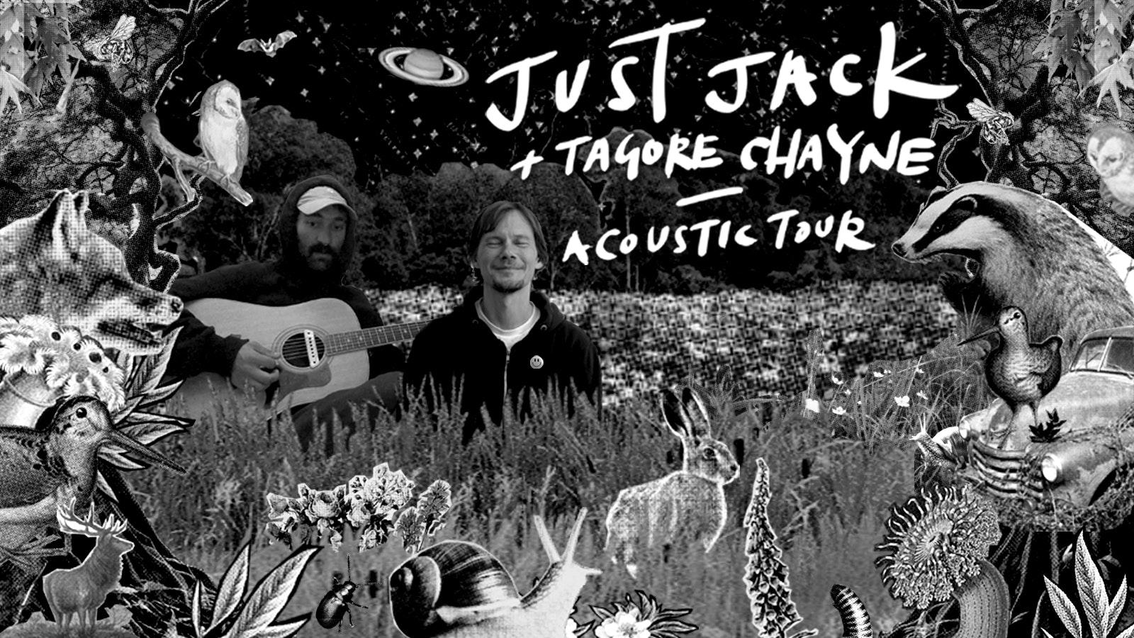 Just Jack (Acoustic) at Rough Trade, Bristol