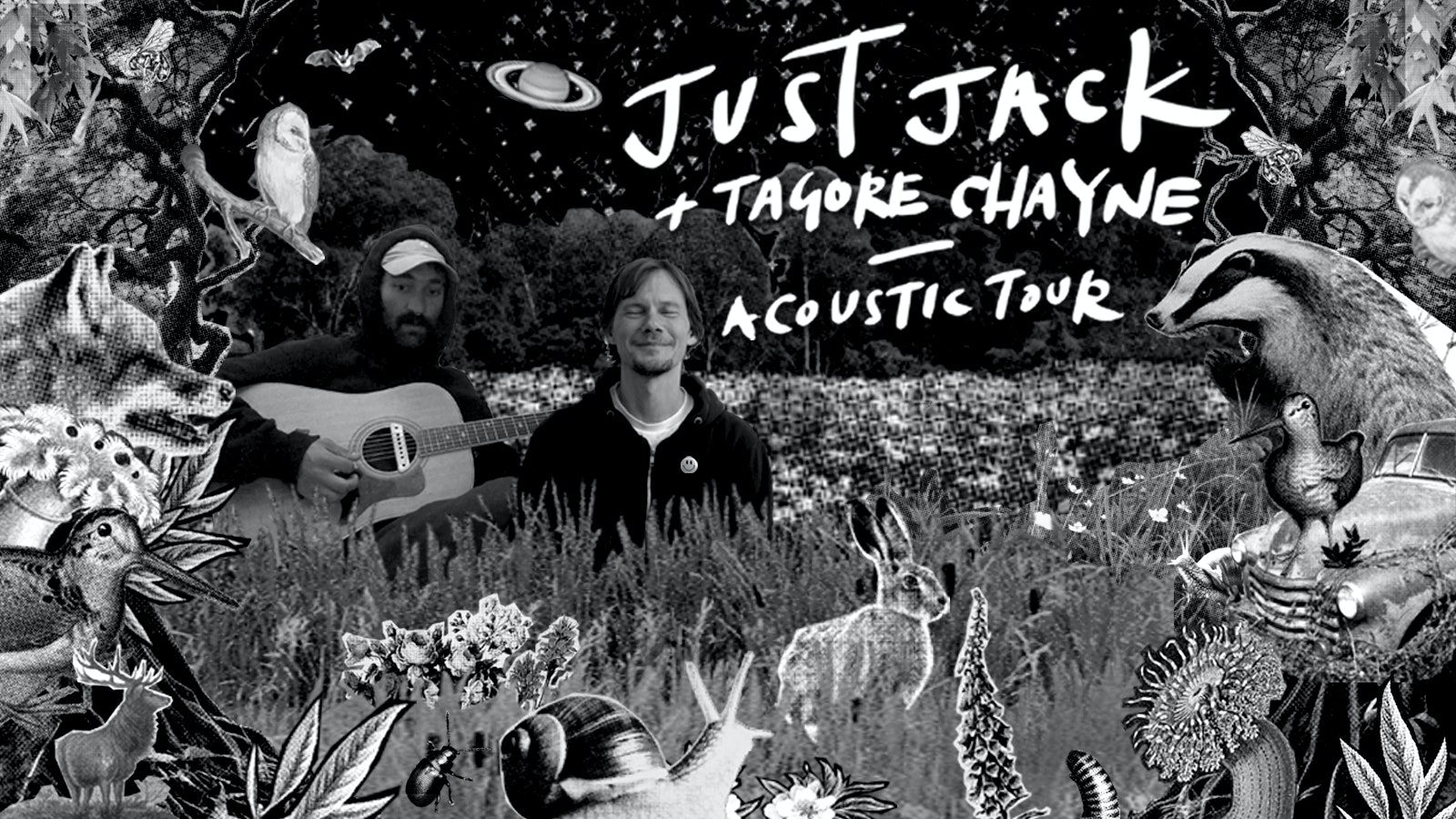 Just Jack (Acoustic) at The Grace, London