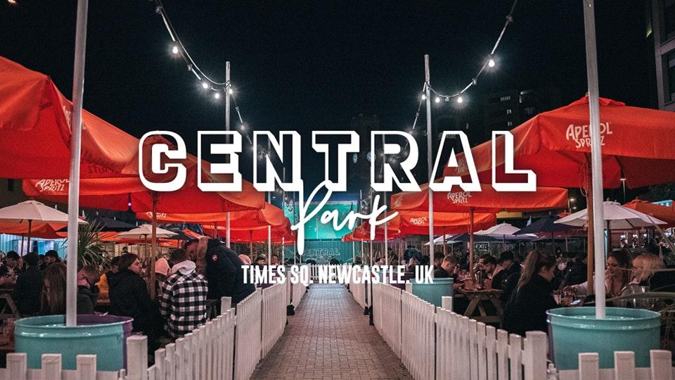 Central Park – Ladies Wimbledon Final (Screening) – 12pm