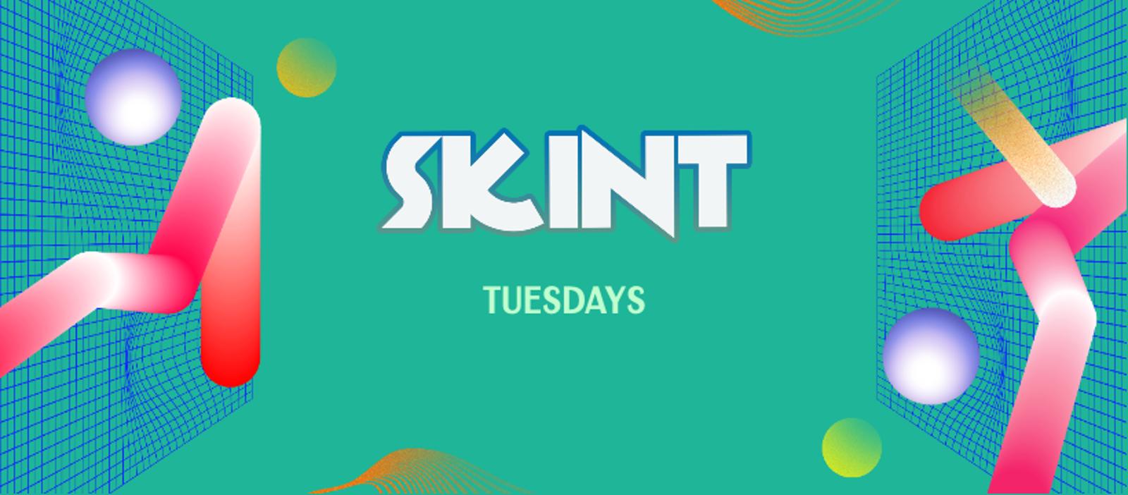 Seated Skint Tuesdays