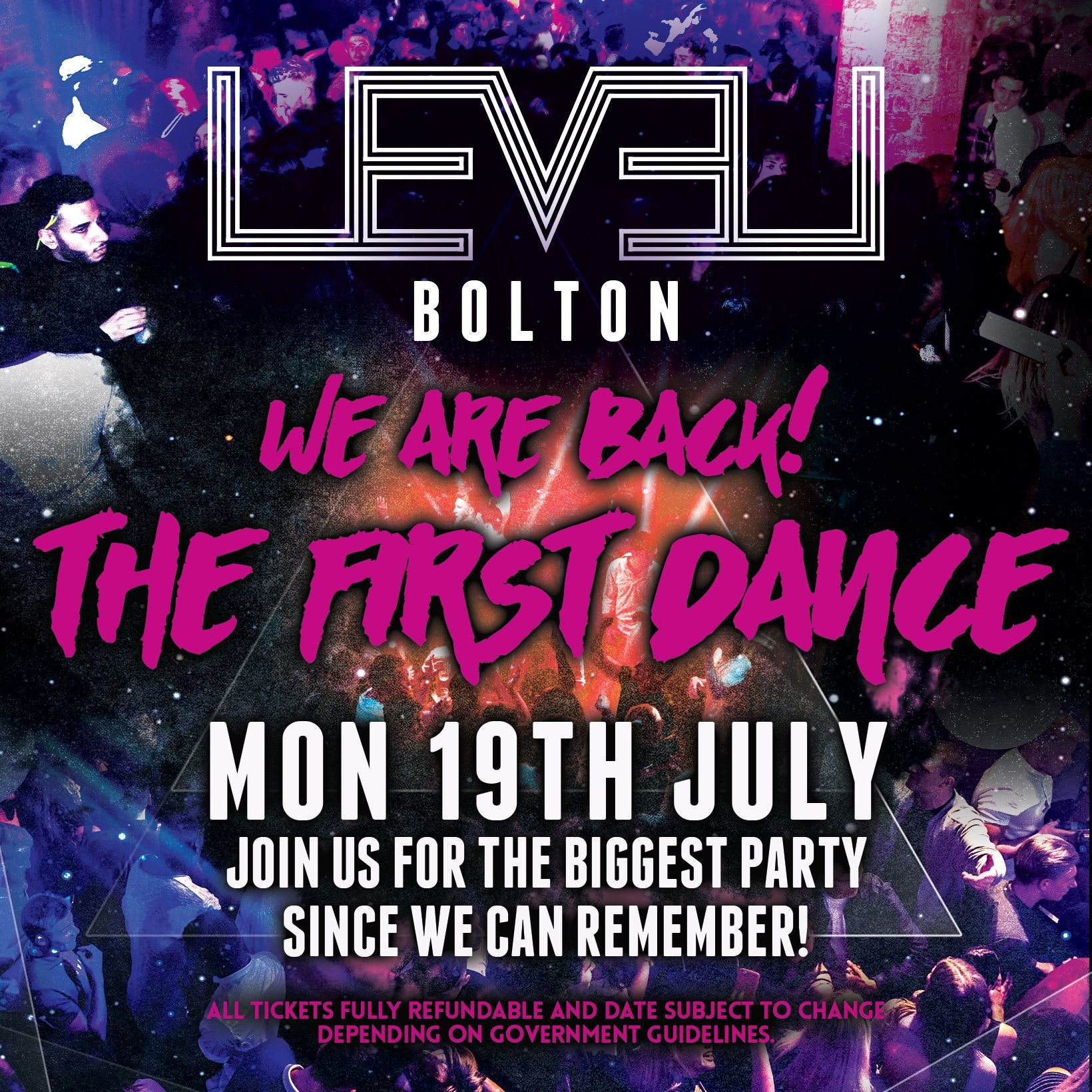 Level Nightclub The First Dance