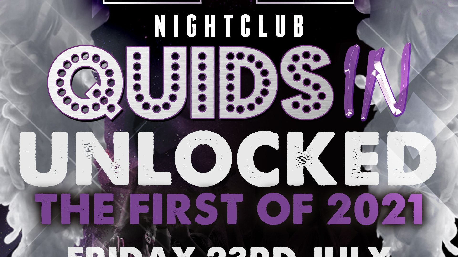 Quids In – Unlocked – The First Quids in of 2021