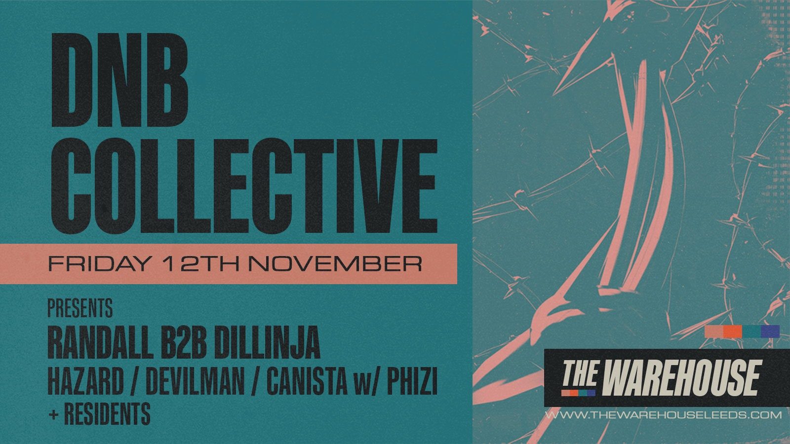 DNB Collective | Fifth Anniversary | – Club